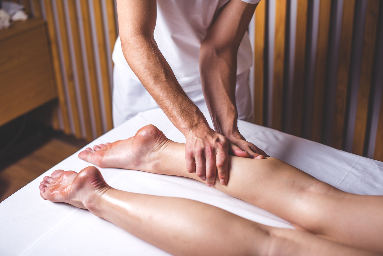 massage therapy for restless leg synrome